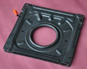 VW T4 Rotating Plate 97 on (UK Driver)